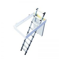 We supply and fit all major loft ladders
